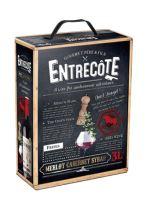Cuvée Entrecote, Bag in Box, 2020, Gourmet Pére & Fils, 3 l