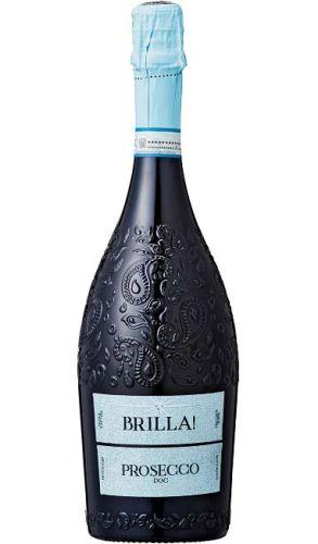Prosecco, DOC, Extra Dry, Brilla, 0.75 l