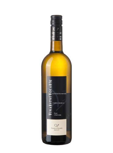 Gewürztraminer, Výběr z bobulí, 2017, Vinařství Volařík, 0.75l