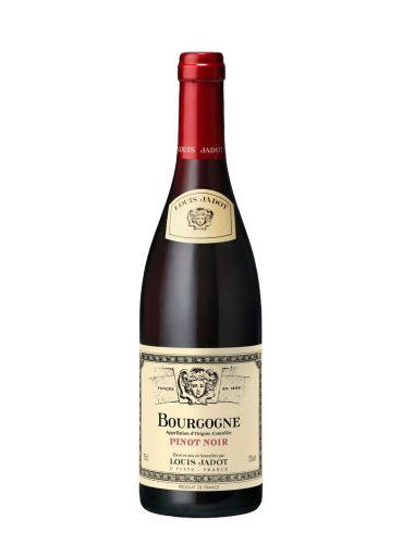 Pinot noir, Couvent des Jacobins, Bourgogne AOP, 2018, Louis Jadot, 0,75 l