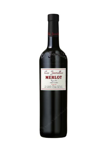 Merlot, IGP, 2019, Les Jamelles, 0.75l