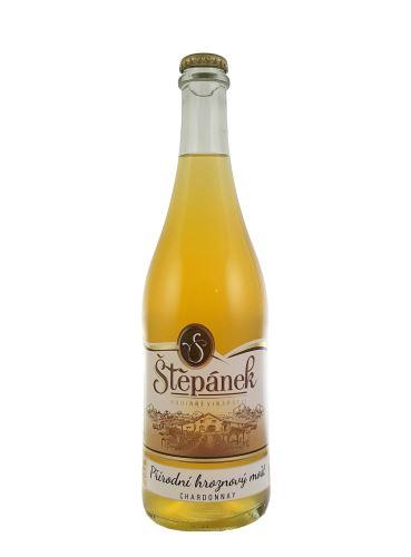 100% hroznový mošt, Chardonnay, Vinařství Štěpánek, 0.75l